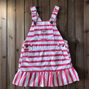 Adorable Overalls Dress
